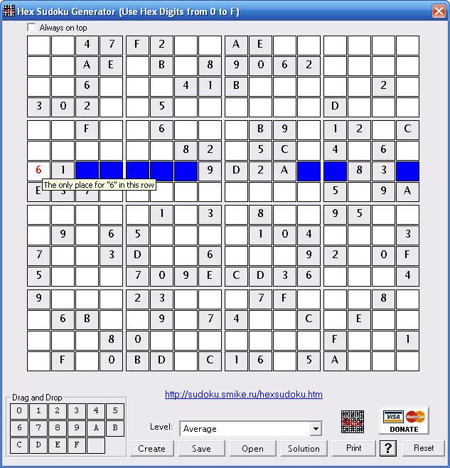 hex sudoku generator windows 10 screenshot windows 10 download